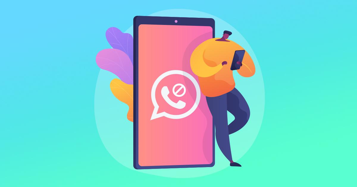 Wie Sie jemandem über WhatsApp schreiben können, der Sie blockiert hat
